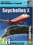 Flight Simulator X: Seychelles X V2.0 (PC Games-Digital)