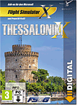 Flight Simulator X: Thessaloniki X (PC Games-Digital)