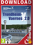 Flight Simulator X: Trondheim-Vaernes X 2.0 (PC Games-Digital)