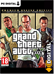 Grand Theft Auto 5 - Premium Online Edition