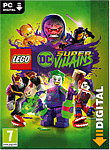 LEGO DC Super-Villains (PC Games-Digital)