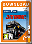 OMSI 2: 400 MMC Pack (PC Games-Digital)