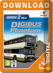 OMSI 2: Digibus Phantom (PC Games-Digital)