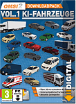 OMSI 2: Downloadpack Vol. 1 - KI-Fahrzeuge (PC Games-Digital)