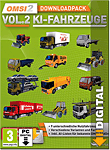 OMSI 2: Downloadpack Vol. 2 - KI-Fahrzeuge (PC Games-Digital)