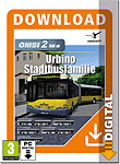 OMSI 2: Urbino Stadtbusfamilie (PC Games-Digital)