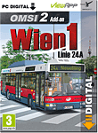 OMSI 2: Wien 1 Linie 24A (PC Games-Digital)