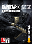Rainbow Six: Siege - Year 3 Season Pass (PC Games-Digital)