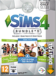 Die Sims 4: Bundle 2 (PC Games-Digital)