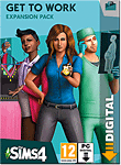 Die Sims 4: Get to Work (PC Games-Digital)