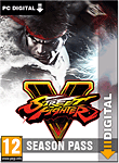 Street Fighter 5 - Season 1 Character Pass (PC Games-Digital)