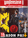 Wolfenstein 2: The New Colossus - The Freedom Chronicles Season Pass (PC Games-Digital)