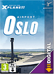 XPlane 11: Airport Oslo (PC Games-Digital)
