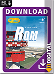 XPlane 11: Airport Rom XP (PC Games-Digital)