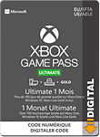 Xbox Game Pass Ultimate 1 Monat