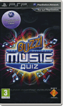 Buzz! The Ultimate Music Quiz (Sony PSP)