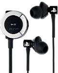 Headset In-ear with Remote Control (Sony)