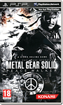 Metal Gear Solid: Peace Walker (Sony PSP)
