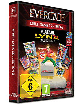 Evercade Atari Lynx Collection 2