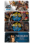 Neo Geo mini Character Stickers (SNK)