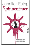 Spinnenfeuer - Elemental Assassin 6