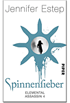 Spinnenfieber - Elemental Assassin 4