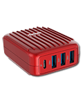 4-Port Charger -Red- (Zendure)