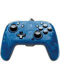 Controller Faceoff Deluxe Audio -Blue Camouflage- (PDP)
