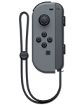 Joy-Con (L) -Grey- (Nintendo)