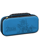 Deluxe Travel Case Zelda -Blue- (Big Ben)