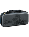Deluxe Travel Case Zelda -Grey- (Bigben)