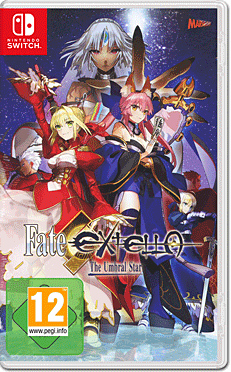 Fate/Extella: The Umbral Star (Nintendo Switch)