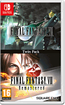 Final Fantasy 7 + Final Fantasy 8 Remastered - Twin Pack -FR-
