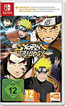Naruto Shippuden: Ultimate Ninja Storm - Trilogy (Code in a Box)