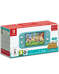 Nintendo Switch Lite - Animal Crossing Set -Turquoise-
