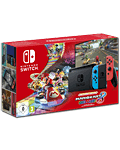 Nintendo Switch (2019) -Red/Blue- (inkl. Download Code Mario Kart 8)