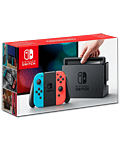 Nintendo Switch -Red/Blue-