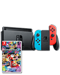 Nintendo Switch - Mario Kart 8 Set -Red/Blue- (Nachlieferung)