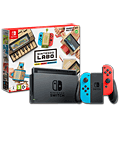 Nintendo Switch - Nintendo Labo Set -Red/Blue- (Nintendo Switch)