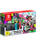 Nintendo Switch - Splatoon 2 Set -Red/Blue-