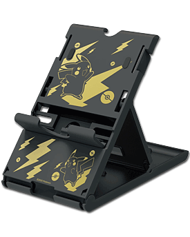 PlayStand -Pokémon Pikachu Black & Gold- (Hori)
