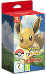 Pokémon: Let's Go, Evoli! Bundle (inkl. Pokéball Plus)