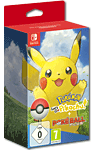 Pokémon: Let's Go, Pikachu! Bundle (inkl. Pokéball Plus)