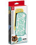 Switch Lite Carrying Case & Screen Protector - Animal Crossing: New Horizons (Nintendo)