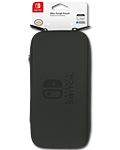 Switch Lite Slim Tough Pouch -Black- (Hori)