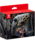 Controller Pro Switch - Monster Hunter Rise Edition (Nintendo)