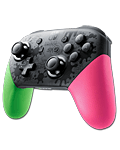 Controller Pro Switch - Splatoon 2 Edition (Nintendo)
