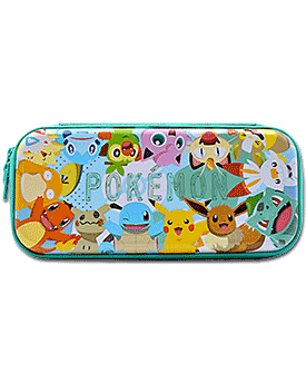 Vault Case -Pokémon Pikachu & Friends- (Hori)