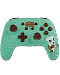 Enhanced Wireless Controller -Animal Crossing K.K. Slider- (Power A)