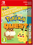 Pokémon Quest - Expedition Triple Pack (Switch-Digital)